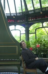 Hank Knox, harpsichordist